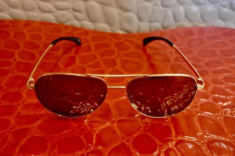 نظارات شمسية, بيليونير, ذهب خالص, ترف, ستايل